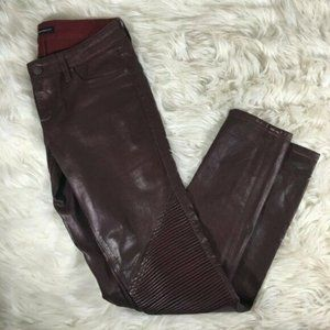 Cult Of Individuality Metro Teasure Leather NWOT S